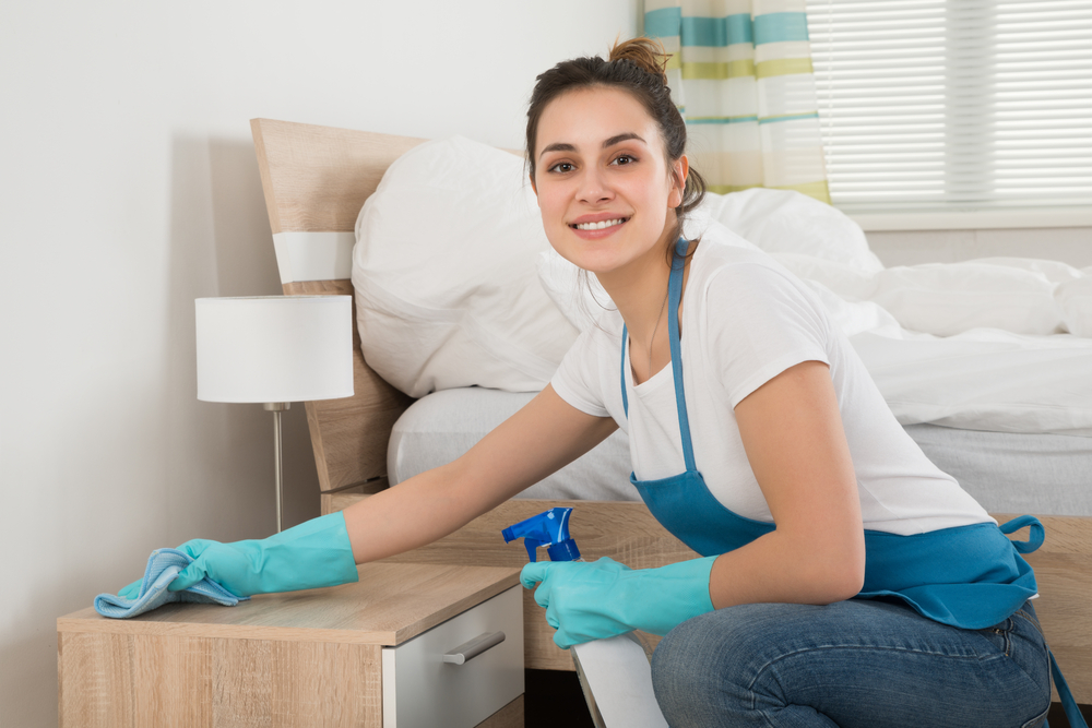 maid services oklahoma city