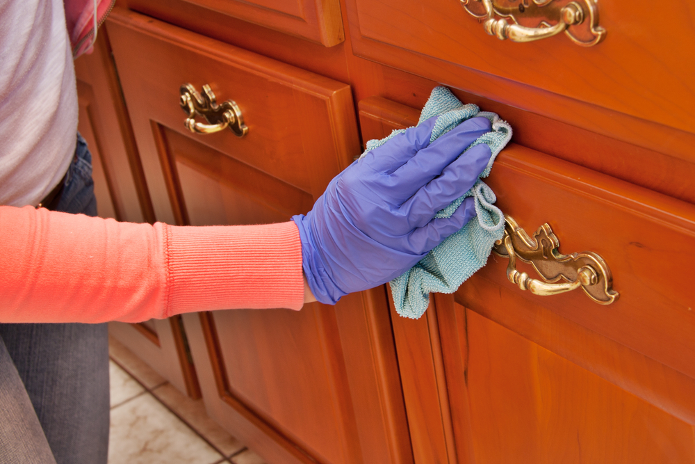 cleaning services okc